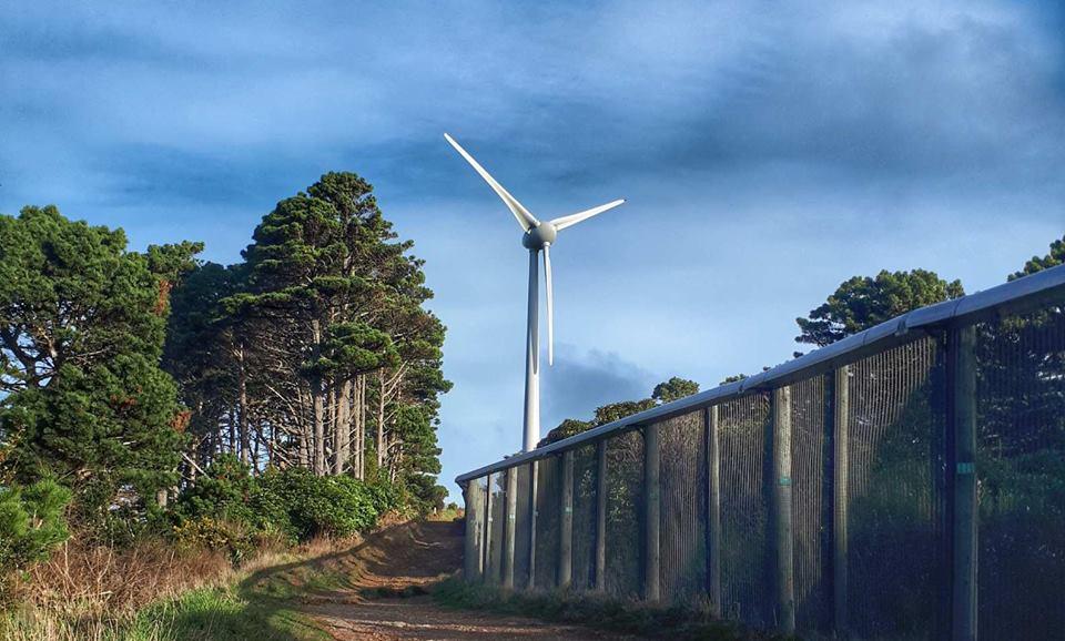ветряная турбина